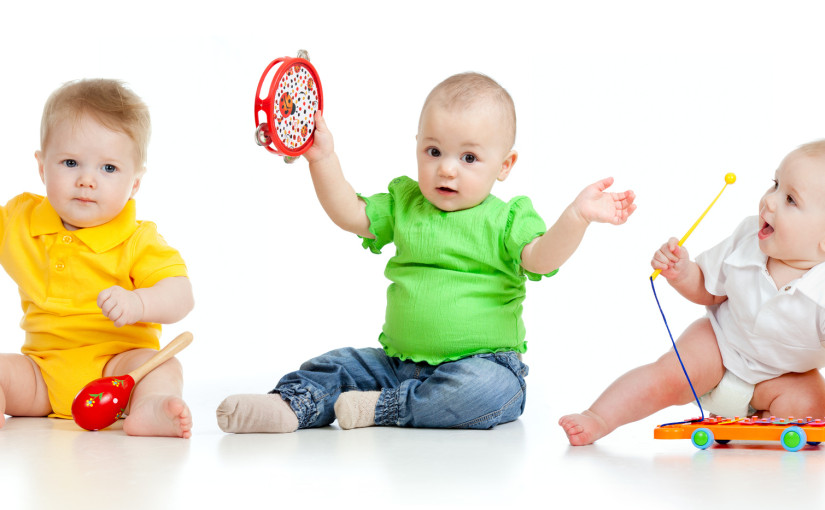 Top toys for babies and infants!