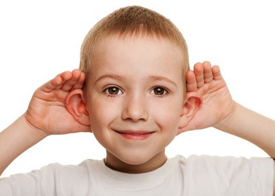 Hearing in Children – Why you might not even realise there's a problem…