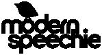 Modern Speechie Logo